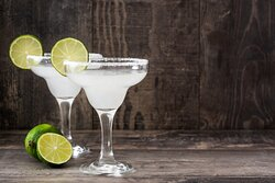 Our Famous Lime Margarita