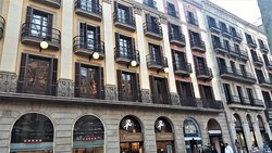 The façade has been completely renovated in 2018. Including the windows that have double glazing.  F