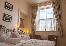 Berwick ground floor double room