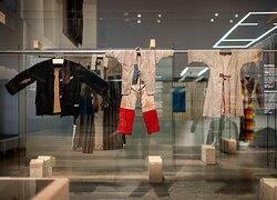 Boro - The Art of Necessity is on display 30 March 2021 - 9 Januari 2021 at Östasiatiska museet
