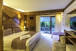 Apartamento Jardim Varanda Deluxe (2 a 4 pessoas)