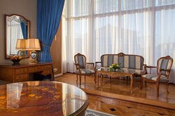 Junior Suite at Metropol Moscow Hotel