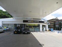 ガソリンスタンド事務所併設店