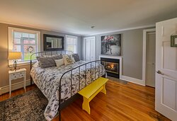 Wine Down guest room