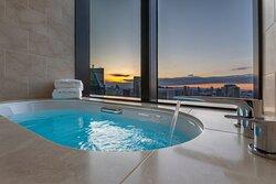 Prestige Corner View Bath No Flower