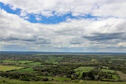 12.  Ditchling Beacon, Ditchling, East Sussex