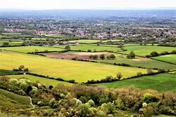 13.  Ditchling Beacon, Ditchling, East Sussex