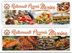 Restaurante Pizzería marina