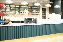 New Cafe Bar in the Sky Terrace at Head over Heels Chorlton