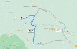 Estamos ubicados 850mt del The springs Monterrey