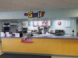 Grill Counter