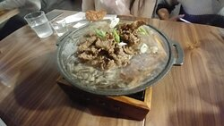 Beef Jeon Gol