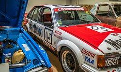Famous racing cars, Brocky and Johnson