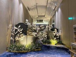 Grandballroom Foyer. For Inquiries +628117578699