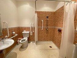 Coach House  Wet Room Bathroom