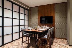 Central Rail Kitchen & Bar - Private Dining Room