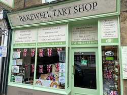 The Bakewell Tart Shop - Front of shop