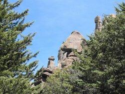 Chiricahua National Monument scenery