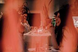 Our restaurant - looking forward to host you! Nuestro restaurante, ¡deseando recibirlo!