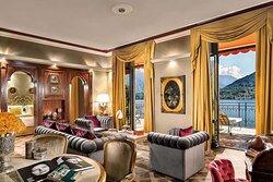 Greta Suite Living Room