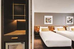 vibe hotel sydney family room bedroom triple