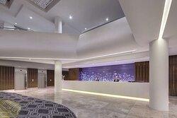 rendezvous hotel perth scarborough lobby