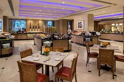 Cafe Mosaic at Carlton Hotel Singapore