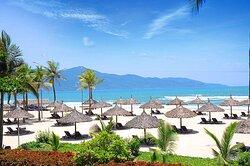Beach At Furama Resort Danang