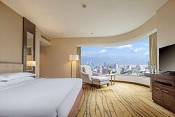 Superior Room at The Kunlun Jing An Shanghai