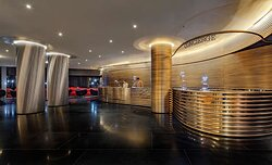 Watergate Hotel Reception