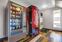 Motel Truth or Consequence NM Vending