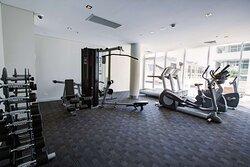 Sage Hotel Wollongong Gym