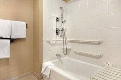 Accessible Bathroom - Tub
