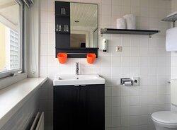 3-persoons kamer badkamer