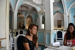 Our lunch time at Oudhyana