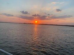 Bohicket Sunset Cruise with Holy City Sailing