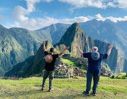 Glorious Machu Picchu!