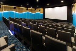 Cinema room at Corthouse Hotel Shoreditch