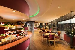 TGs Restaurant at Stamford Plaza Adelaide