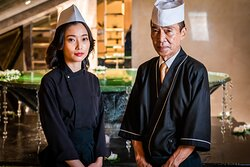 Staying true to traditions of Edomae, produce is imported directly from Toyosu Fish Market, Japan, and in partnership with our carefully selected supplier, Jalux, of the famed Japan Fresh Wholesale Market at Nihonmura Thonglor.    Most importantly, sushi was meant for the people. Kiku Sushi is proud to be the bearer of this heritage by offering our guests an accessible approach to the real Edomae waza (technique).