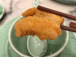 京劇後的美味中菜