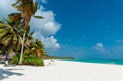 Пляж на острвое Саона от компании Доминикана ПРО. 5 часов на острвое