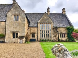 Abbots Grange exterior