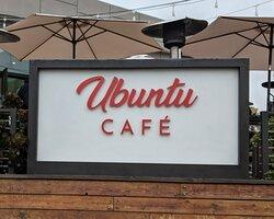 Ubuntu Cafe.