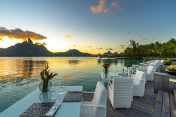 Lagoon restaurant by Jean Georges