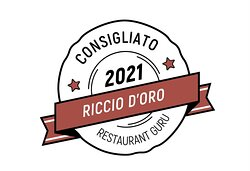 Consigliato da Restaurant Guru 2021