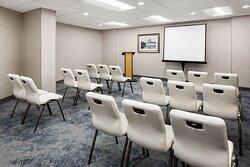 Logic Meeting Room - Theater Setup
