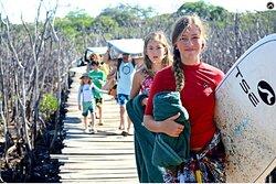 Family Surf Trip- Playa Avellanas