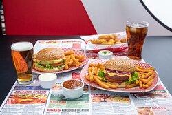 Hamburger no meat