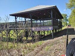 Along the Rail  baseball hall of fame